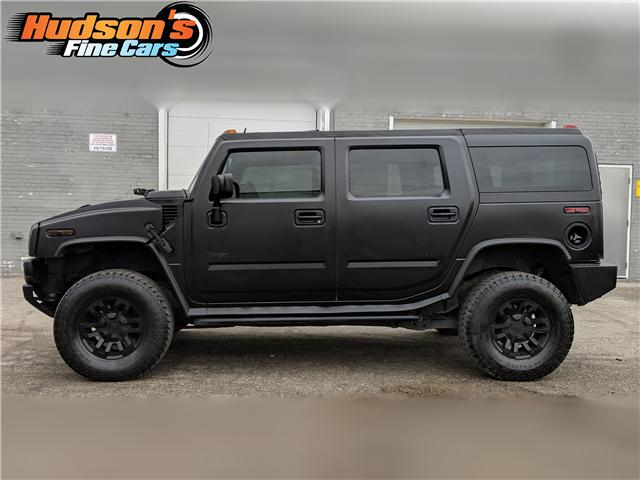 2005 Hummer H2 SUV Base (Stk: 00736) in Toronto - Image 9 of 25