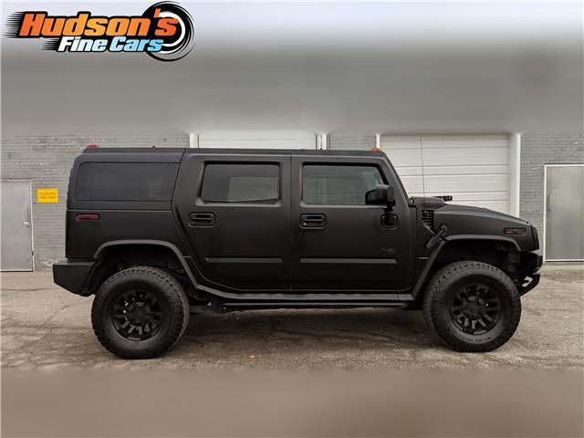 2005 Hummer H2 SUV Base (Stk: 00736) in Toronto - Image 5 of 25