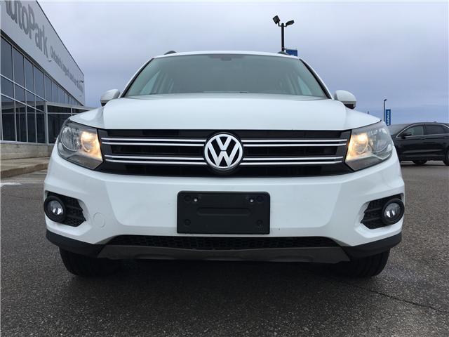 2017 Volkswagen Tiguan Wolfsburg Edition (Stk: 17-24975RJB) in Barrie - Image 2 of 29