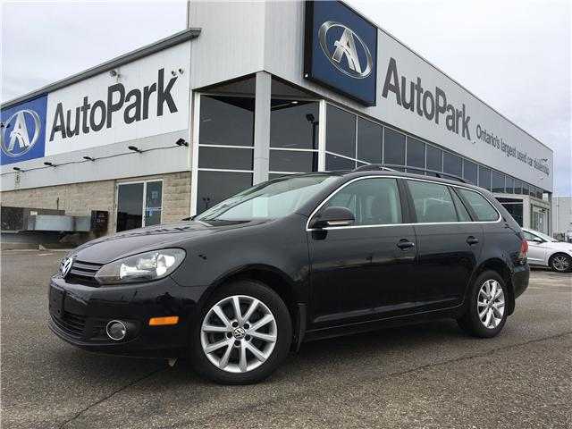 2013 Volkswagen Golf 2.0 TDI Comfortline (Stk: 13-30278MB) in Barrie - Image 1 of 25