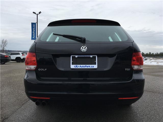 2013 Volkswagen Golf 2.0 TDI Comfortline (Stk: 13-30278MB) in Barrie - Image 6 of 25