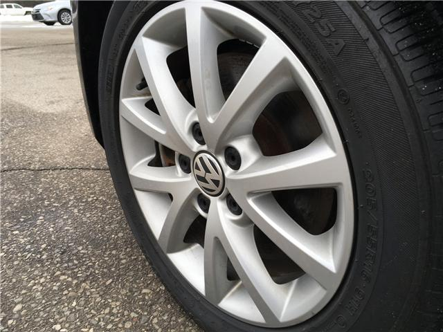 2013 Volkswagen Golf 2.0 TDI Comfortline (Stk: 13-30278MB) in Barrie - Image 10 of 25