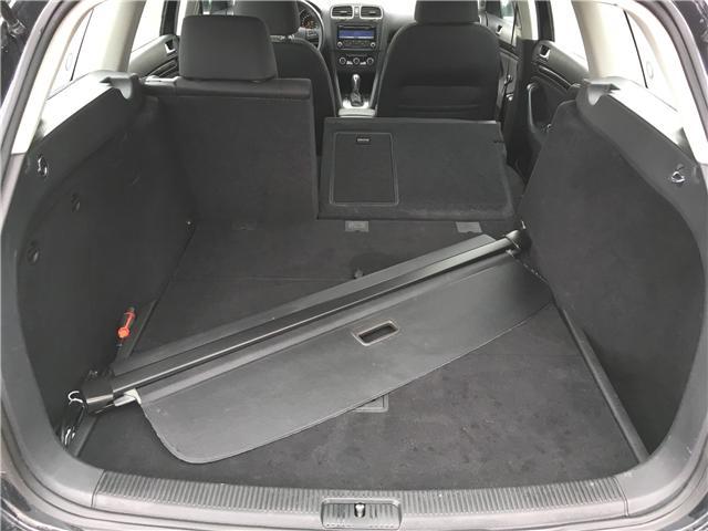 2013 Volkswagen Golf 2.0 TDI Comfortline (Stk: 13-30278MB) in Barrie - Image 17 of 25