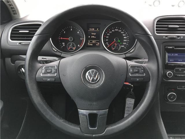 2013 Volkswagen Golf 2.0 TDI Comfortline (Stk: 13-30278MB) in Barrie - Image 20 of 25