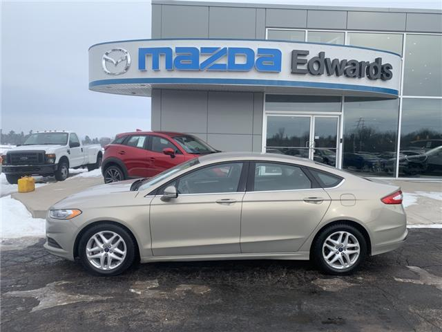 2015 Ford Fusion SE (Stk: 21600) in Pembroke - Image 1 of 10