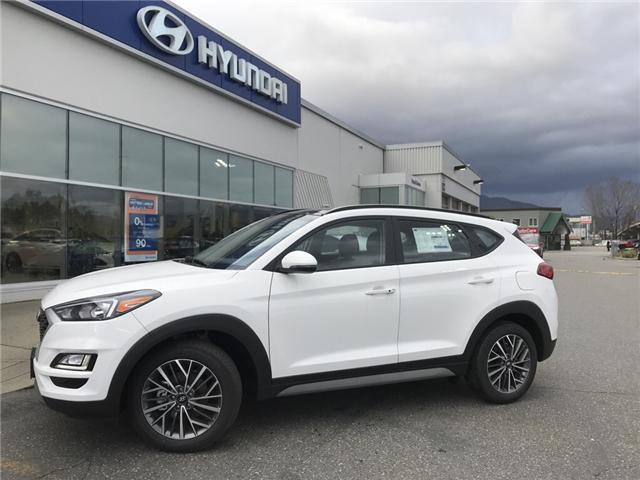 2019 Hyundai Tucson Preferred w/Trend Package (Stk: H96-5820) in Chilliwack - Image 1 of 11