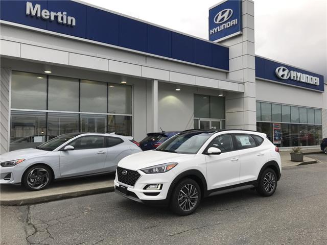 2019 Hyundai Tucson Preferred w/Trend Package (Stk: H96-5820) in Chilliwack - Image 2 of 11