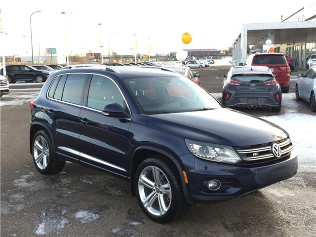 2015 Volkswagen Tiguan Highline (Stk: B7179A) in Saskatoon - Image 1 of 25