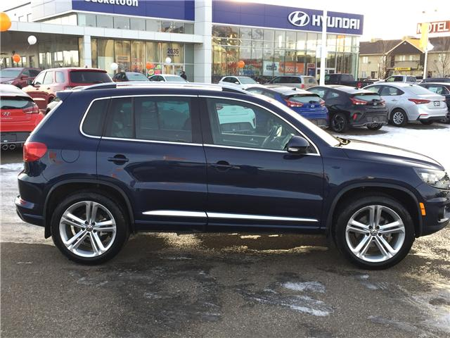 2015 Volkswagen Tiguan Highline (Stk: B7179A) in Saskatoon - Image 2 of 25