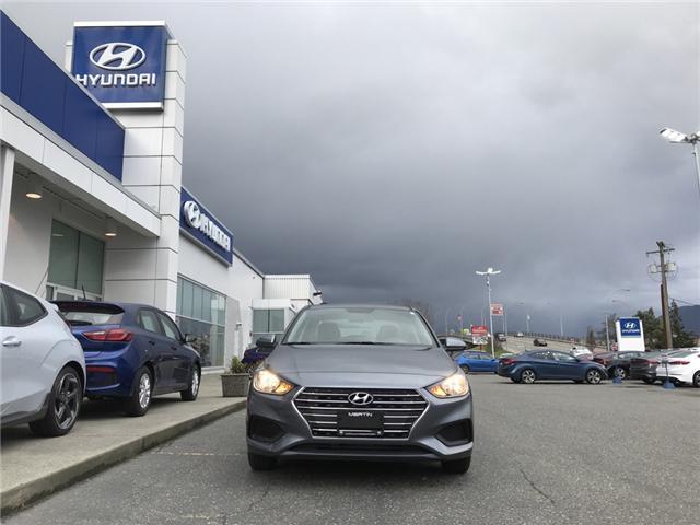 2019 Hyundai Accent Preferred (Stk: H91-2800) in Chilliwack - Image 3 of 10