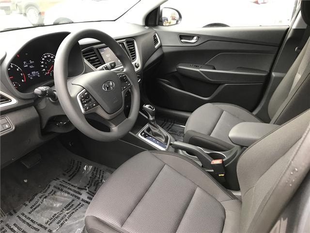 2019 Hyundai Accent Preferred (Stk: H91-2800) in Chilliwack - Image 4 of 10