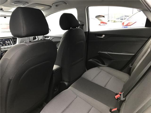 2019 Hyundai Accent Preferred (Stk: H91-2800) in Chilliwack - Image 5 of 10