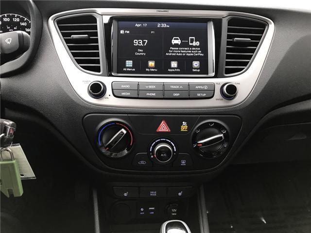 2019 Hyundai Accent Preferred (Stk: H91-2800) in Chilliwack - Image 9 of 10