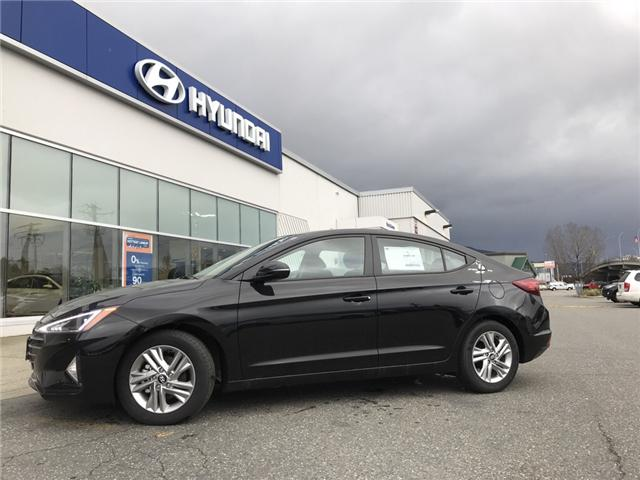 2019 Hyundai Elantra Preferred (Stk: H92-6338) in Chilliwack - Image 1 of 10
