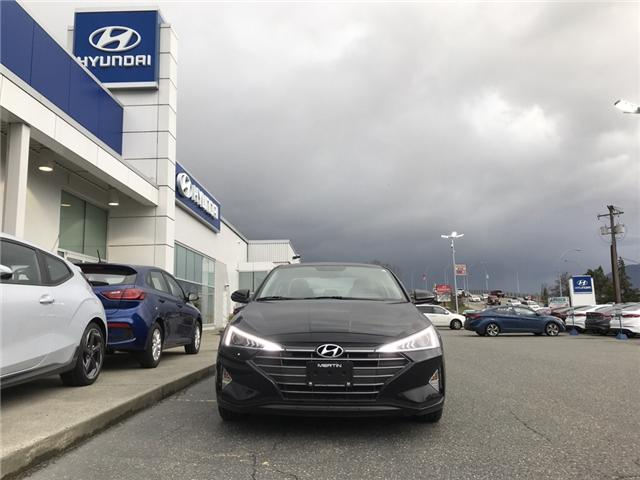 2019 Hyundai Elantra Preferred (Stk: H92-6338) in Chilliwack - Image 3 of 10