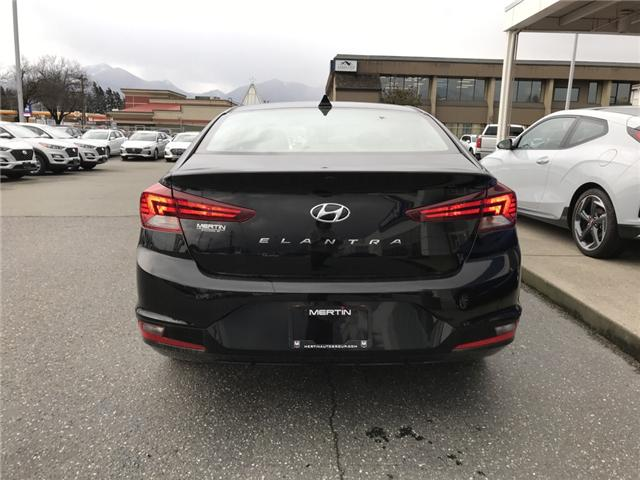 2019 Hyundai Elantra Preferred (Stk: H92-6338) in Chilliwack - Image 7 of 10
