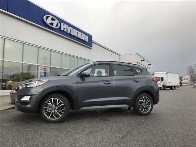 2019 Hyundai Tucson Preferred w/Trend Package (Stk: H96-8647) in Chilliwack - Image 1 of 11