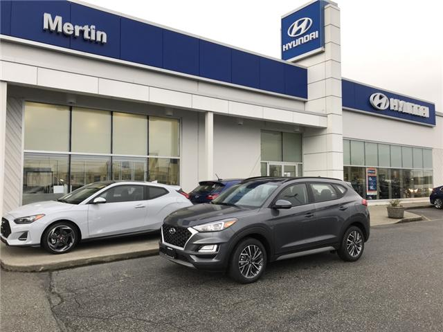 2019 Hyundai Tucson Preferred w/Trend Package (Stk: H96-8647) in Chilliwack - Image 2 of 11