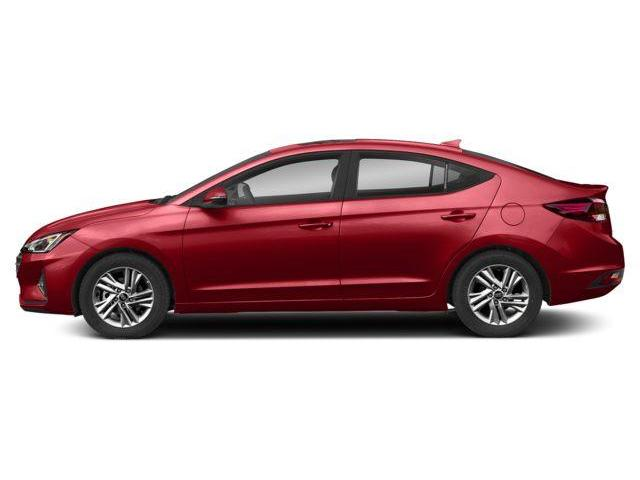 2019 Hyundai Elantra Preferred (Stk: 814661) in Whitby - Image 2 of 9