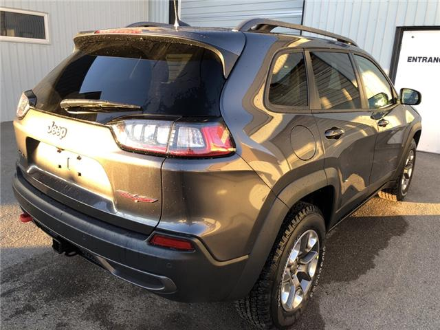 2019 Jeep Cherokee Trailhawk (Stk: 14240) in Fort Macleod - Image 6 of 20