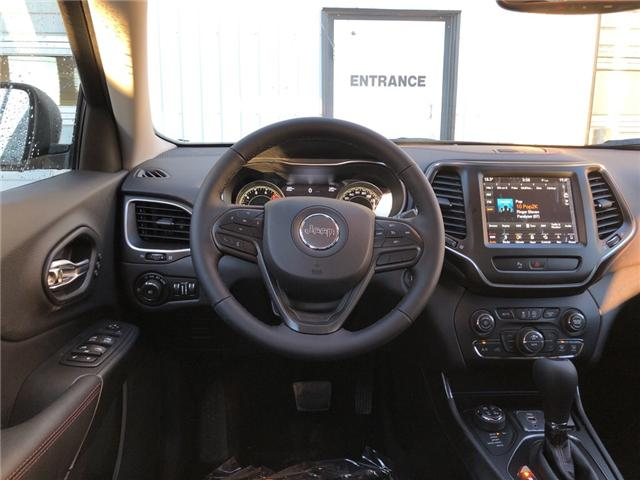 2019 Jeep Cherokee Trailhawk (Stk: 14240) in Fort Macleod - Image 12 of 20