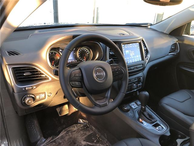 2019 Jeep Cherokee Trailhawk (Stk: 14240) in Fort Macleod - Image 13 of 20