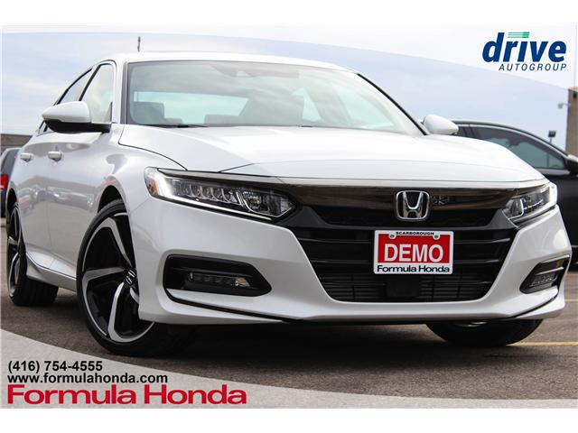 2018 Honda Accord Sport (Stk: 18-1890D) in Scarborough - Image 1 of 30