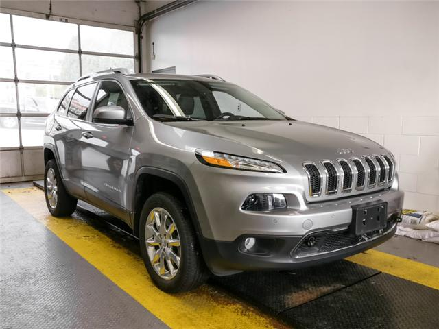 2015 Jeep Cherokee Limited (Stk: 9-6030-0) in Burnaby - Image 2 of 23