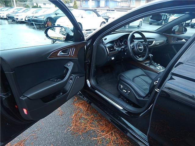 2016 Audi A6 3.0T Technik (Stk: VW0771) in Surrey - Image 6 of 24