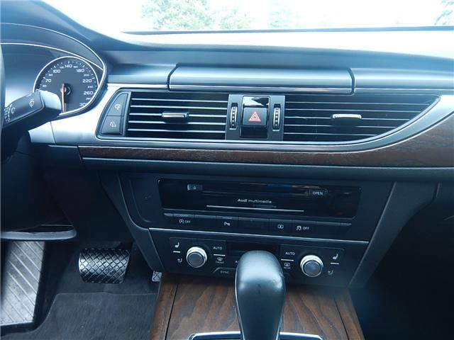 2016 Audi A6 3.0T Technik (Stk: VW0771) in Surrey - Image 12 of 24
