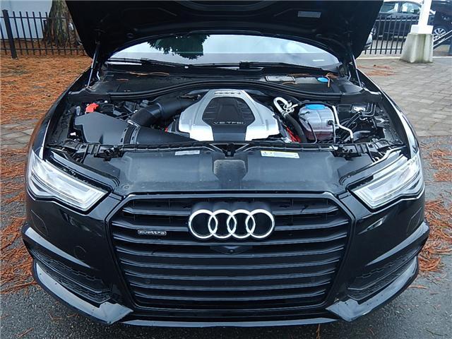 2016 Audi A6 3.0T Technik (Stk: VW0771) in Surrey - Image 22 of 24