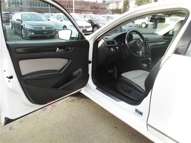 2015 Volkswagen Passat 2.0 TDI Comfortline (Stk: VW0775) in Surrey - Image 6 of 22