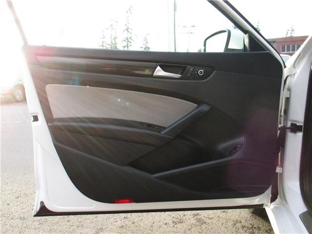 2015 Volkswagen Passat 2.0 TDI Comfortline (Stk: VW0775) in Surrey - Image 7 of 22