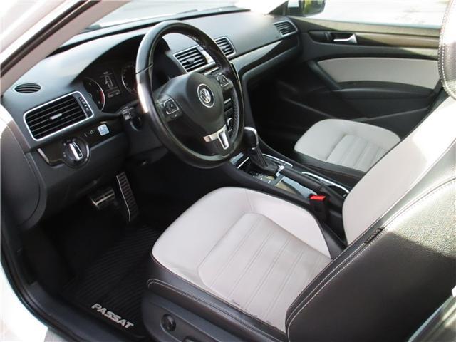 2015 Volkswagen Passat 2.0 TDI Comfortline (Stk: VW0775) in Surrey - Image 8 of 22