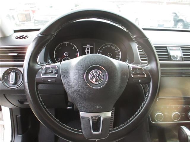 2015 Volkswagen Passat 2.0 TDI Comfortline (Stk: VW0775) in Surrey - Image 9 of 22