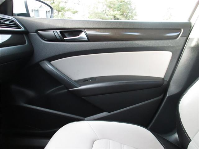 2015 Volkswagen Passat 2.0 TDI Comfortline (Stk: VW0775) in Surrey - Image 14 of 22