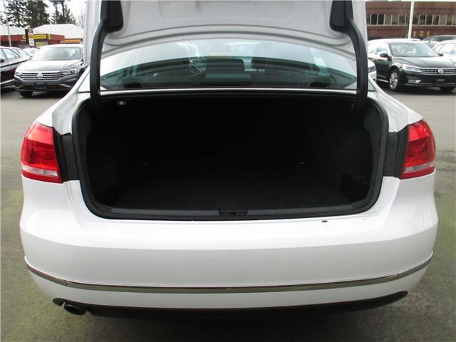 2015 Volkswagen Passat 2.0 TDI Comfortline (Stk: VW0775) in Surrey - Image 19 of 22