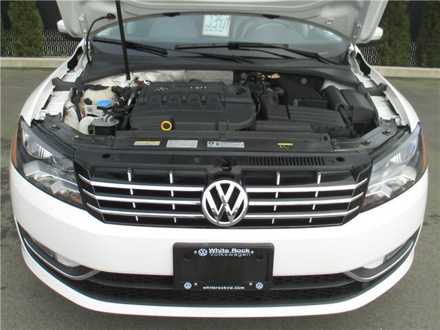 2015 Volkswagen Passat 2.0 TDI Comfortline (Stk: VW0775) in Surrey - Image 21 of 22