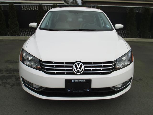 2015 Volkswagen Passat 2.0 TDI Comfortline (Stk: VW0775) in Surrey - Image 22 of 22
