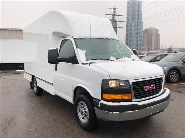 2019 GMC Savana 3500 sold!New 2019 GMC Savana SRW Cube-Van (Stk: NV95171) in Toronto - Image 3 of 13