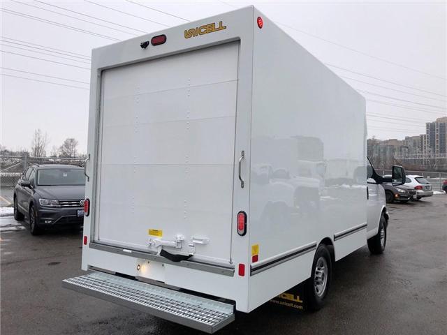2019 GMC Savana 3500 sold!New 2019 GMC Savana SRW Cube-Van (Stk: NV95171) in Toronto - Image 4 of 13