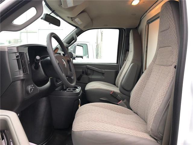 2019 GMC Savana 3500 sold!New 2019 GMC Savana SRW Cube-Van (Stk: NV95171) in Toronto - Image 10 of 13
