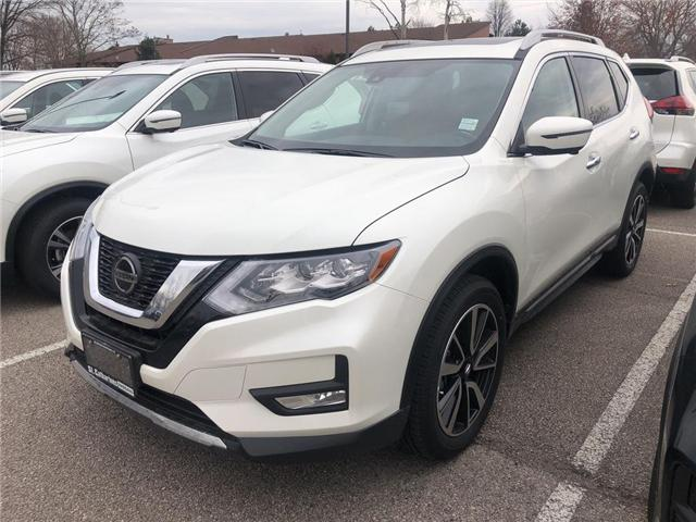 2019 Nissan Rogue SL (Stk: RG19041) in St. Catharines - Image 1 of 5