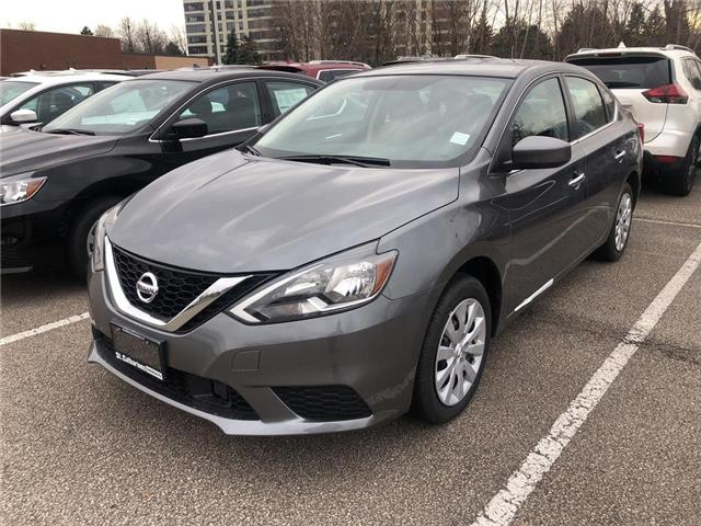 2019 Nissan Sentra 1.8 SV (Stk: SE19009) in St. Catharines - Image 1 of 5