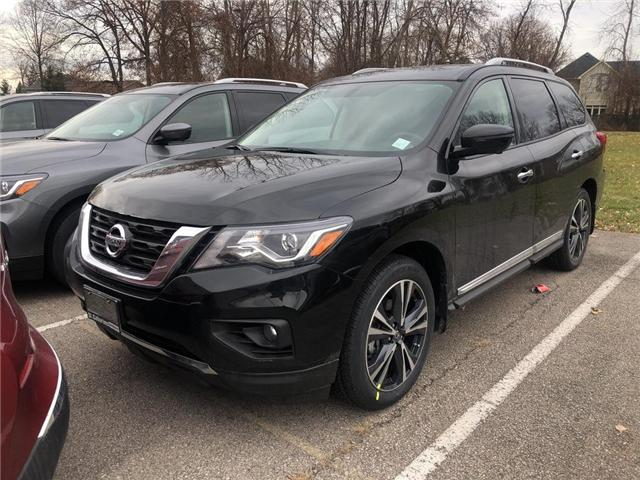 2019 Nissan Pathfinder  (Stk: PF19009) in St. Catharines - Image 1 of 5