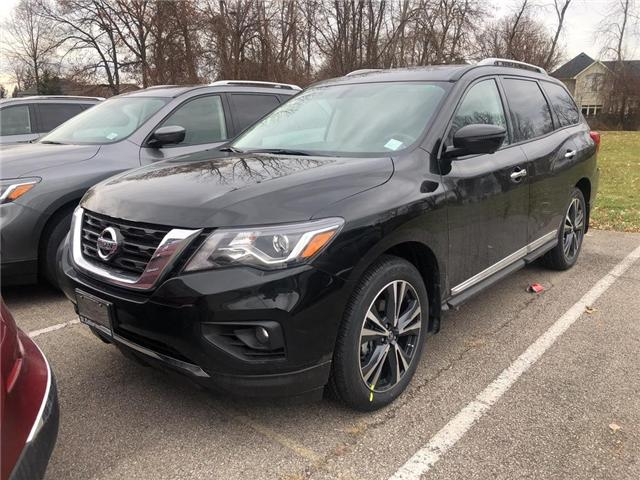 2019 Nissan Pathfinder  (Stk: PF19009) in St. Catharines - Image 2 of 5