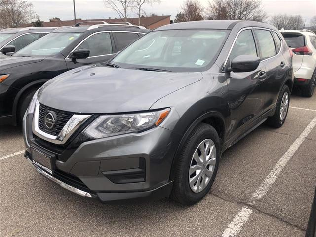 2019 Nissan Rogue S (Stk: RG19051) in St. Catharines - Image 1 of 5