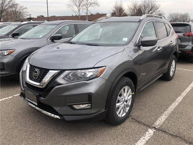 2019 Nissan Rogue SV (Stk: RG19053) in St. Catharines - Image 1 of 5