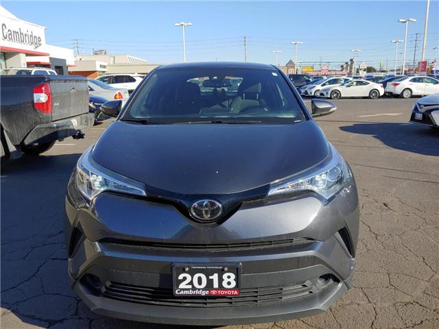 2018 Toyota C-HR XLE (Stk: P0054290) in Cambridge - Image 3 of 13