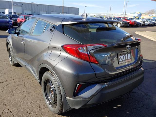 2018 Toyota C-HR XLE (Stk: P0054290) in Cambridge - Image 8 of 13